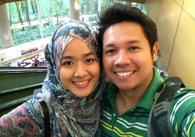 Ally Iskandar Tinggalkan Isteri yang sarat mengandung
