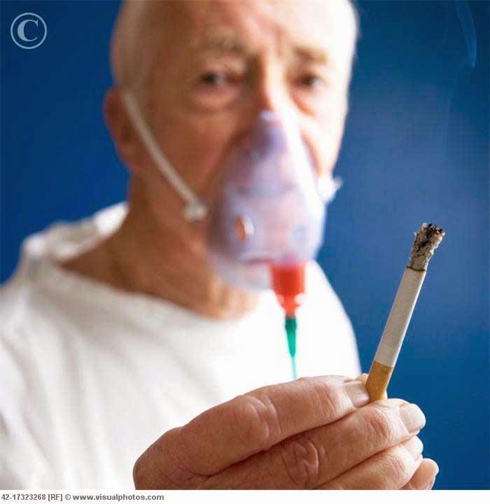 Las consecuencias dejará fuma bruscamente