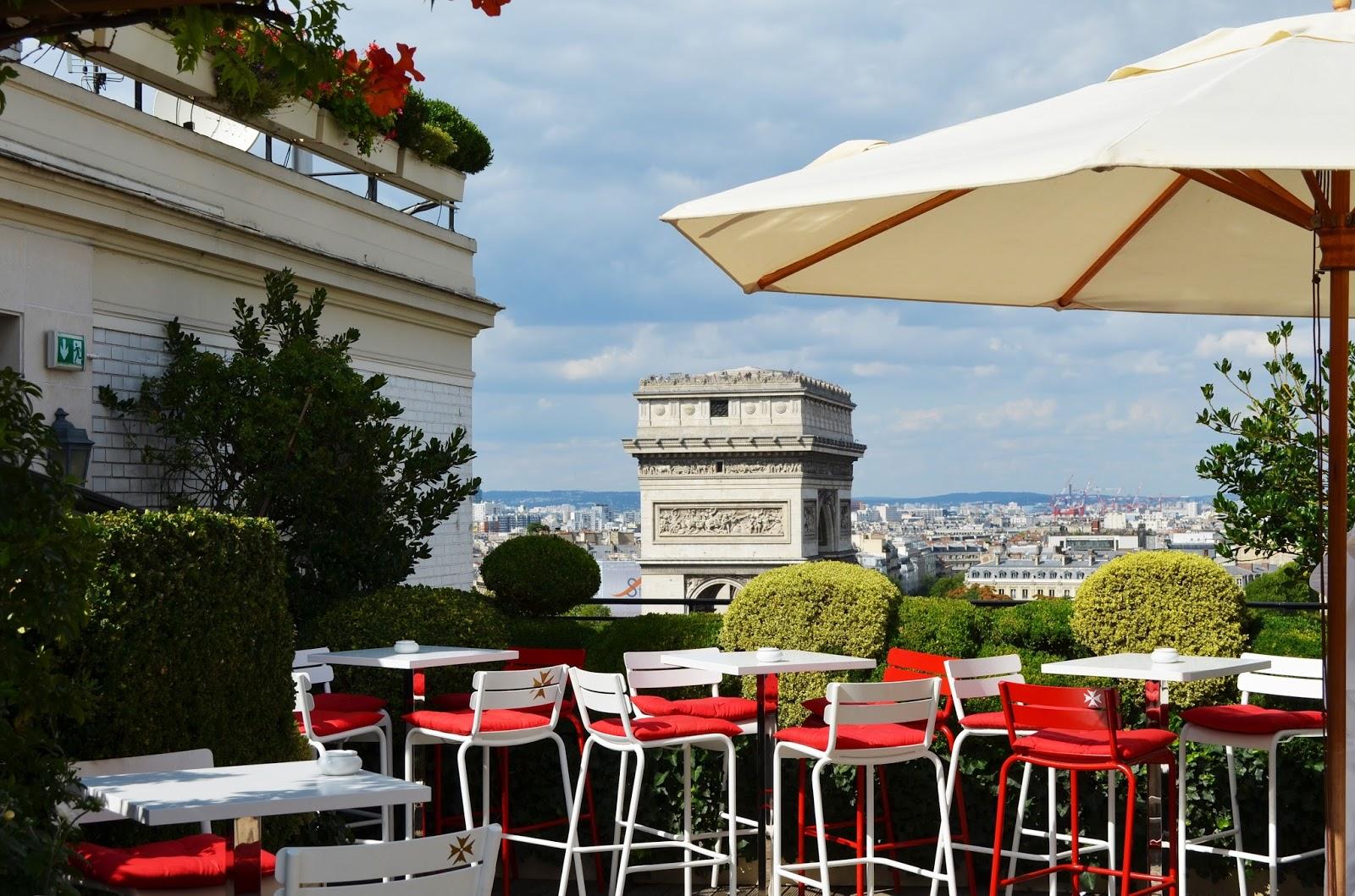 Les plus belles terrasses estivales de paris parisian touch - Les plus belles terrasses de maison ...