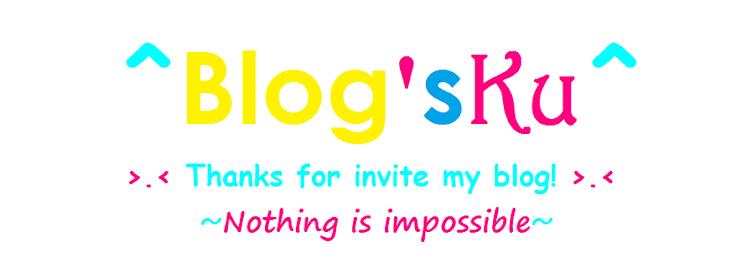 Blog'sKu