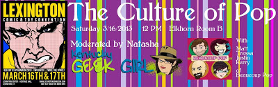 The Culture of Pop - Elkhorn Room B 3/17 12 PM