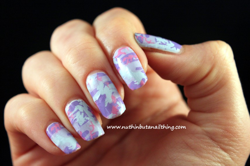 nuthin\' but a nail thing: YRNails Wraps