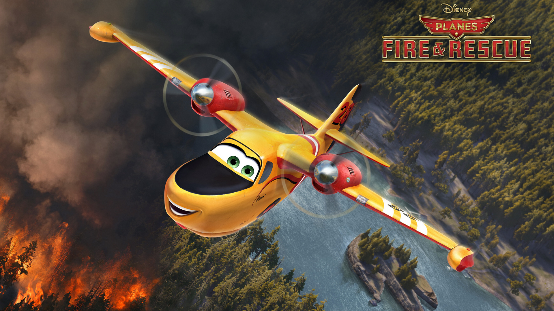 Lil dipper planes 2014 wallpaper hd lil dipper planes fire and rescue movie voltagebd Images