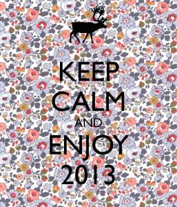* Retour sur 2013 *