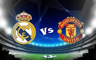 Prediksi Skor Manchester United Vs  Real Madrid Leg 2 16 Besar Liga Champions 06 Maret 2013