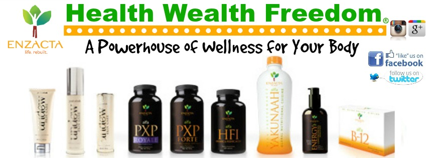 HEALTH WEALTH FREEDOM