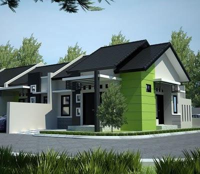 Model Rumah Minimalis 2013
