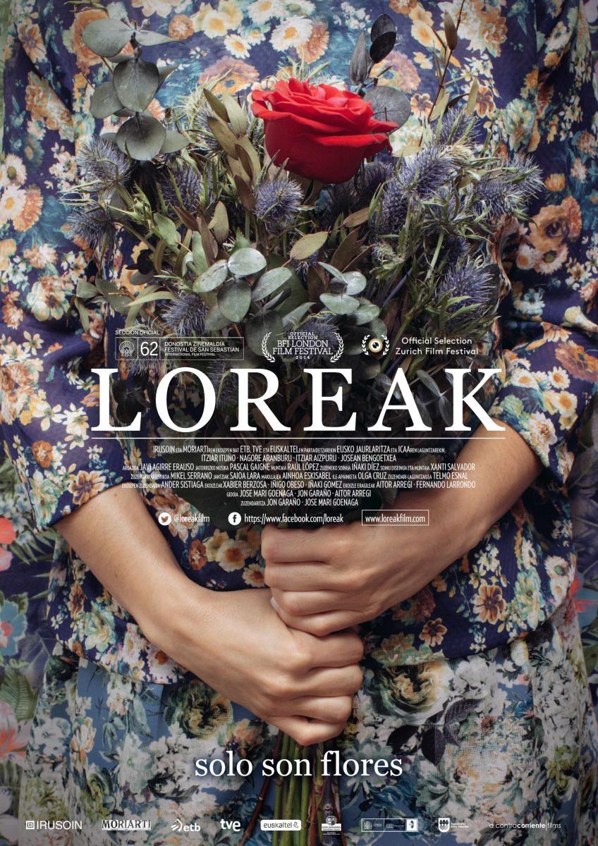 Loreak - La película vuelve a los cines tras tras su elección para representar a España en los Oscar
