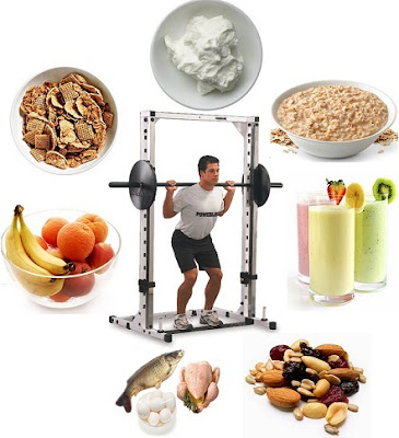 Foods that enhance performance to make workout worthwhile