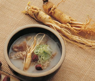 Panax ginseng helps to accelerate the rehabilitation of patients.