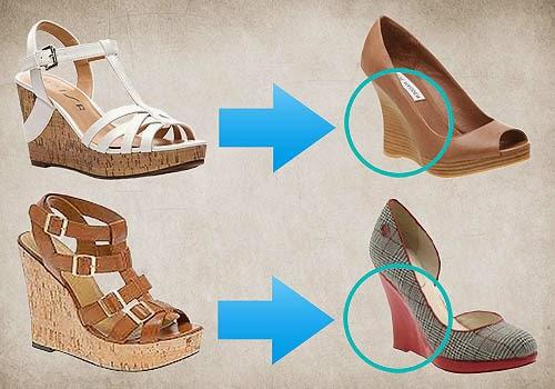 Sepatu Wanita Model Prism 2