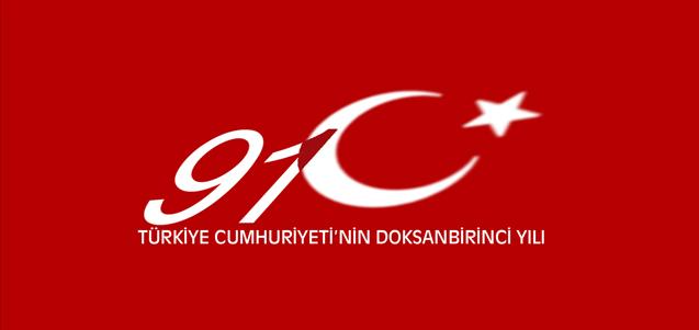 cumhuriyetin_91_yili_logosu