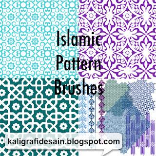 5 Islamic Brushes Packs Untuk Photoshop Gratis