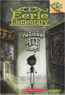 Eerie Elementary: The Locker Ate Lucy
