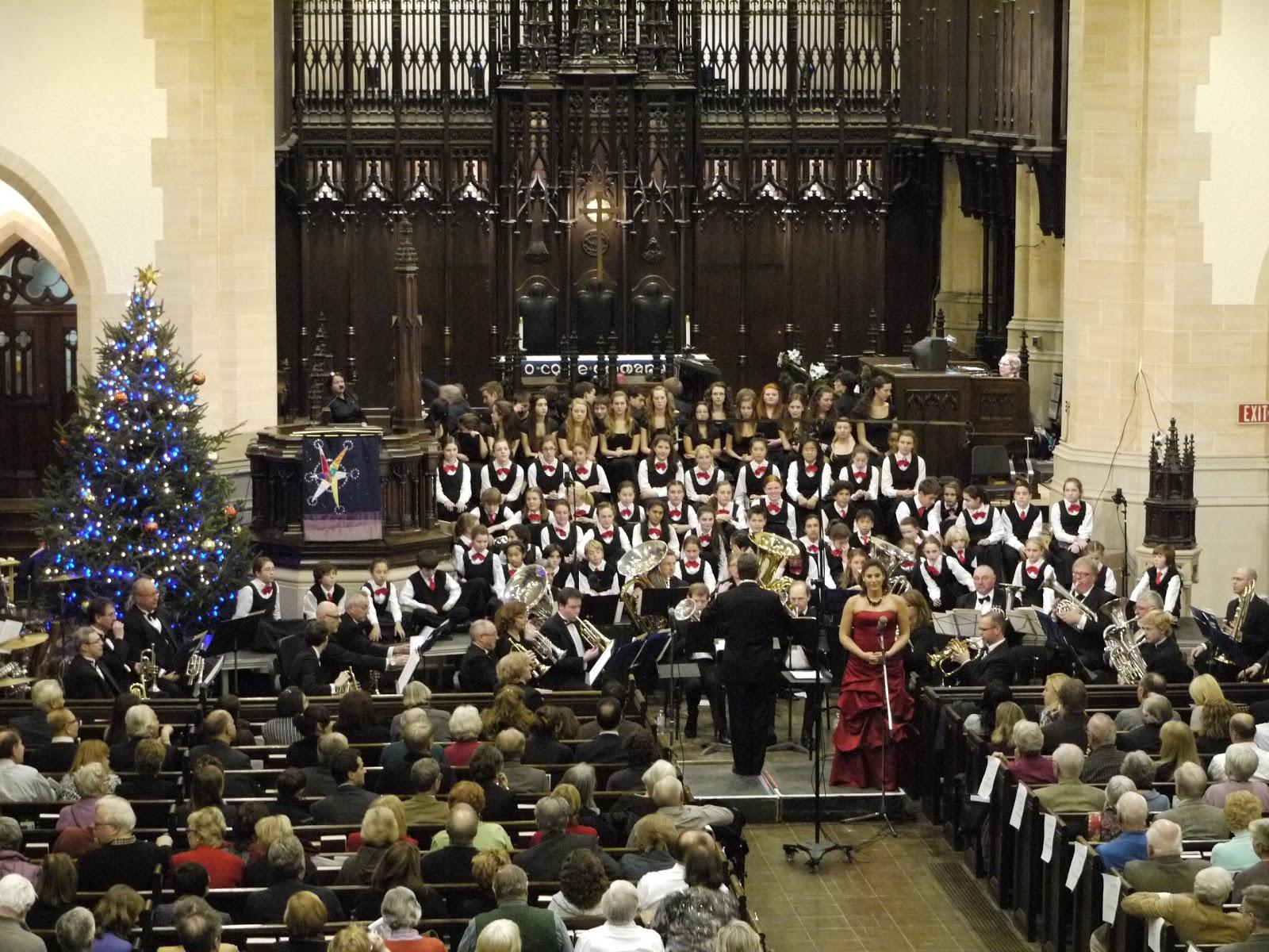 christmas concert with ariana chris hannaford street silver band and ccoc choruses - Hannaford Christmas Hours