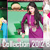 Latest Eid Collection 2012 By Rang Ja | Traditional Eid Dresses 2012 By Rang Ja