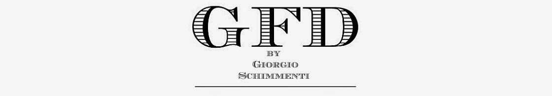 GFD by Giorgio Schimmenti - Fashion blogger Milano