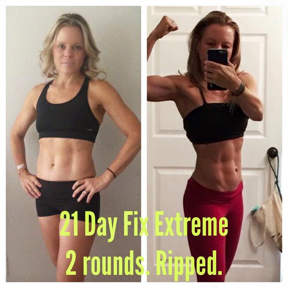 21 Day fix extreme, 21 day fix, 21 day fix extreme results,