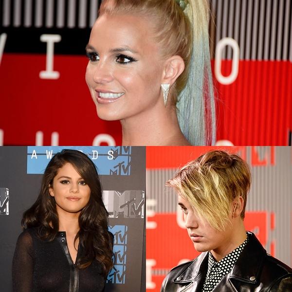 Britney Spears está trabajando con los productores de Justin Bieber y Selena Gomez