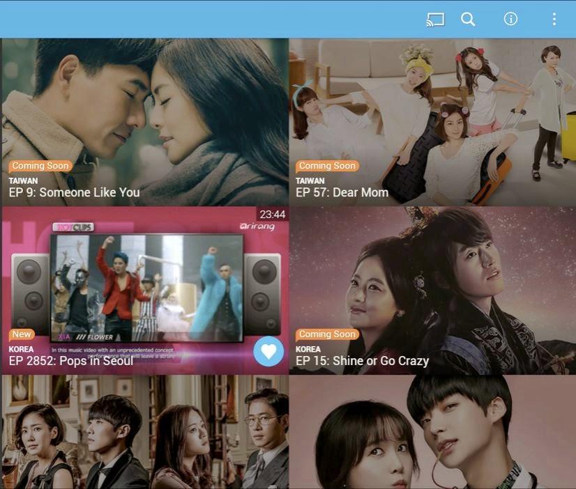Trik Cara Nonton Film Drama Korea di HP Android Gratis