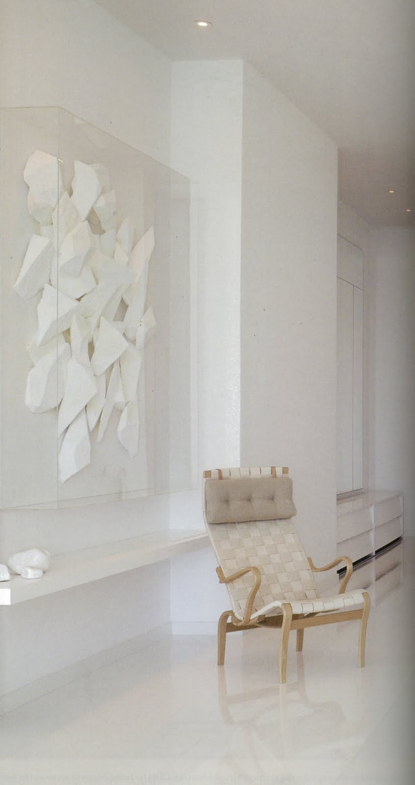 Jennifer Post Design Aesthetically Thinking White Out