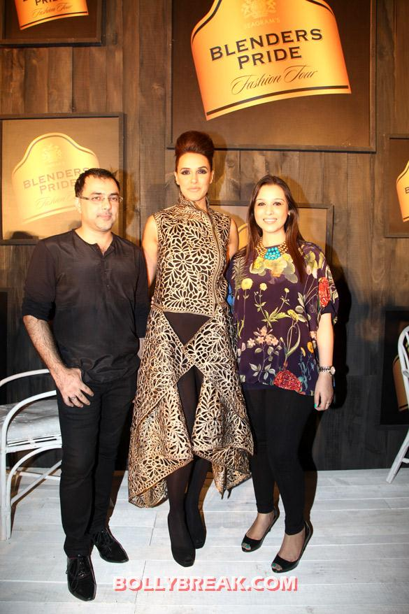 Neha Dhupia at Seagram's Blenders Pride Fashion Tour 2012 - (9) - Seagram's Blenders Pride Fashion Tour 2012 Photos