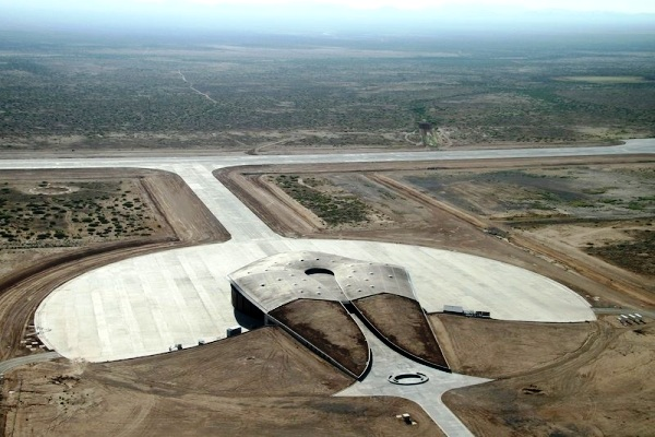 Spaceport America, New Mexico. ZonaAero