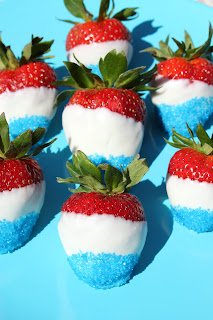 Memorial Day Dessert Recipes For Dipped Strawberries