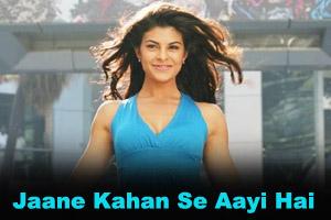 Jaane Kahan Se Aayi Hai (Title Song)