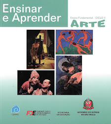 Material de Apoio em Arte