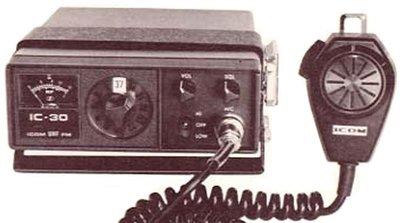 Icom IC-30 Mobil VHF