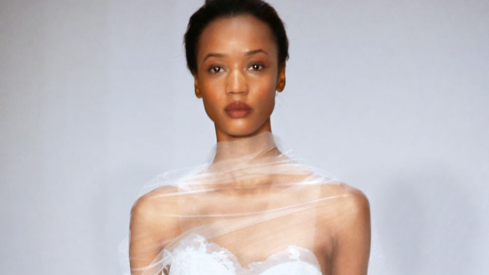 New York International Bridal Week Fall 2015