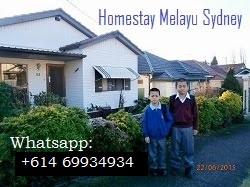 Homestay Melayu Sydney