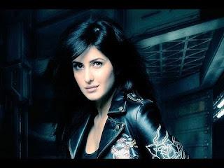 Dhoom 3 look of Katrina Kaif