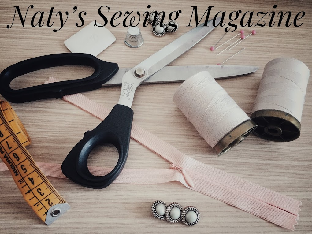 Naty's Sewing Magazine