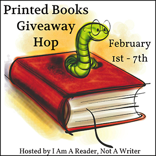 Printed Books Giveaway Hop
