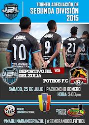 J2 victoria 3-1 sobre Potros Barinas