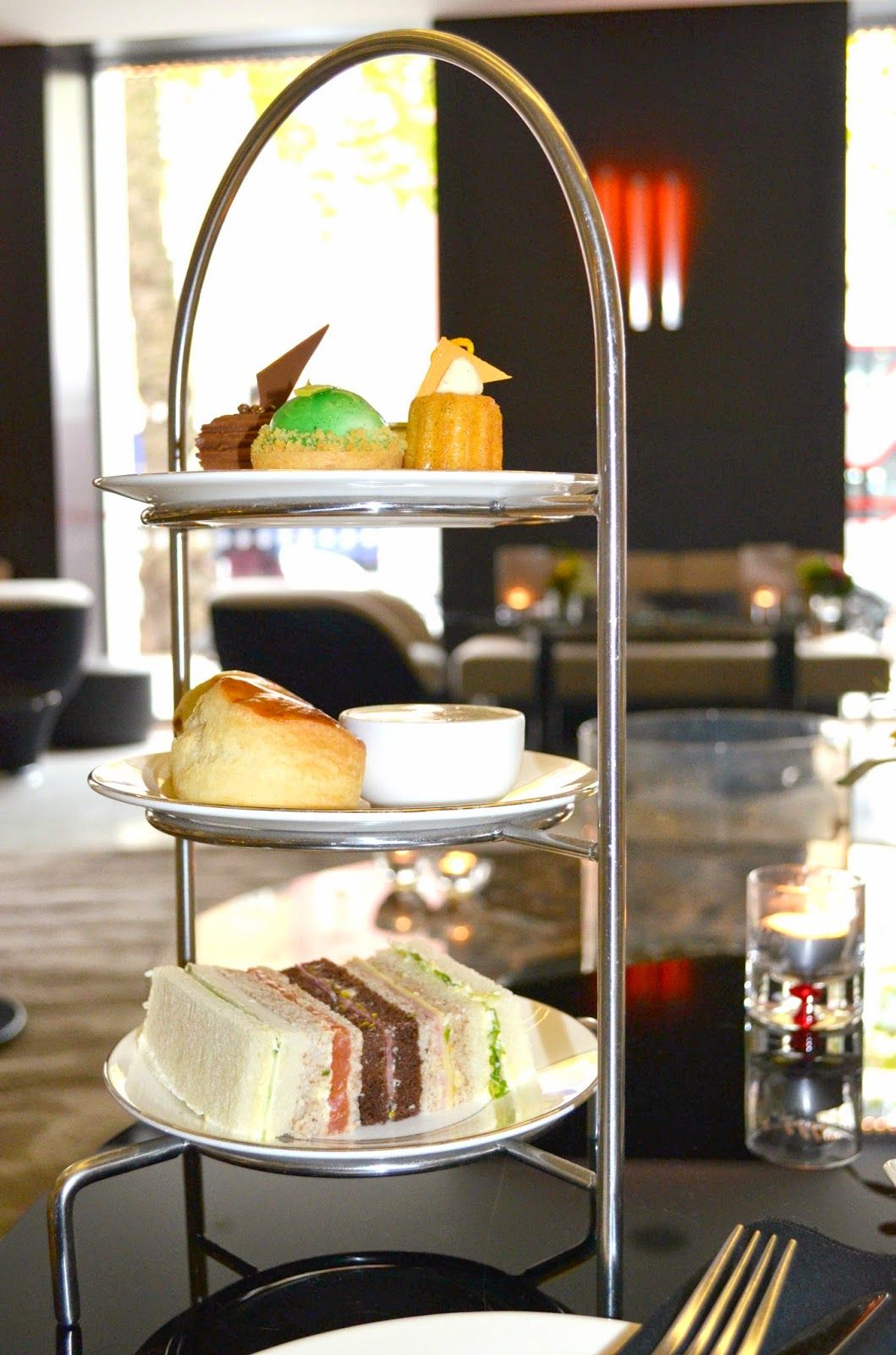 Afternoon Tea at The ME Hotel