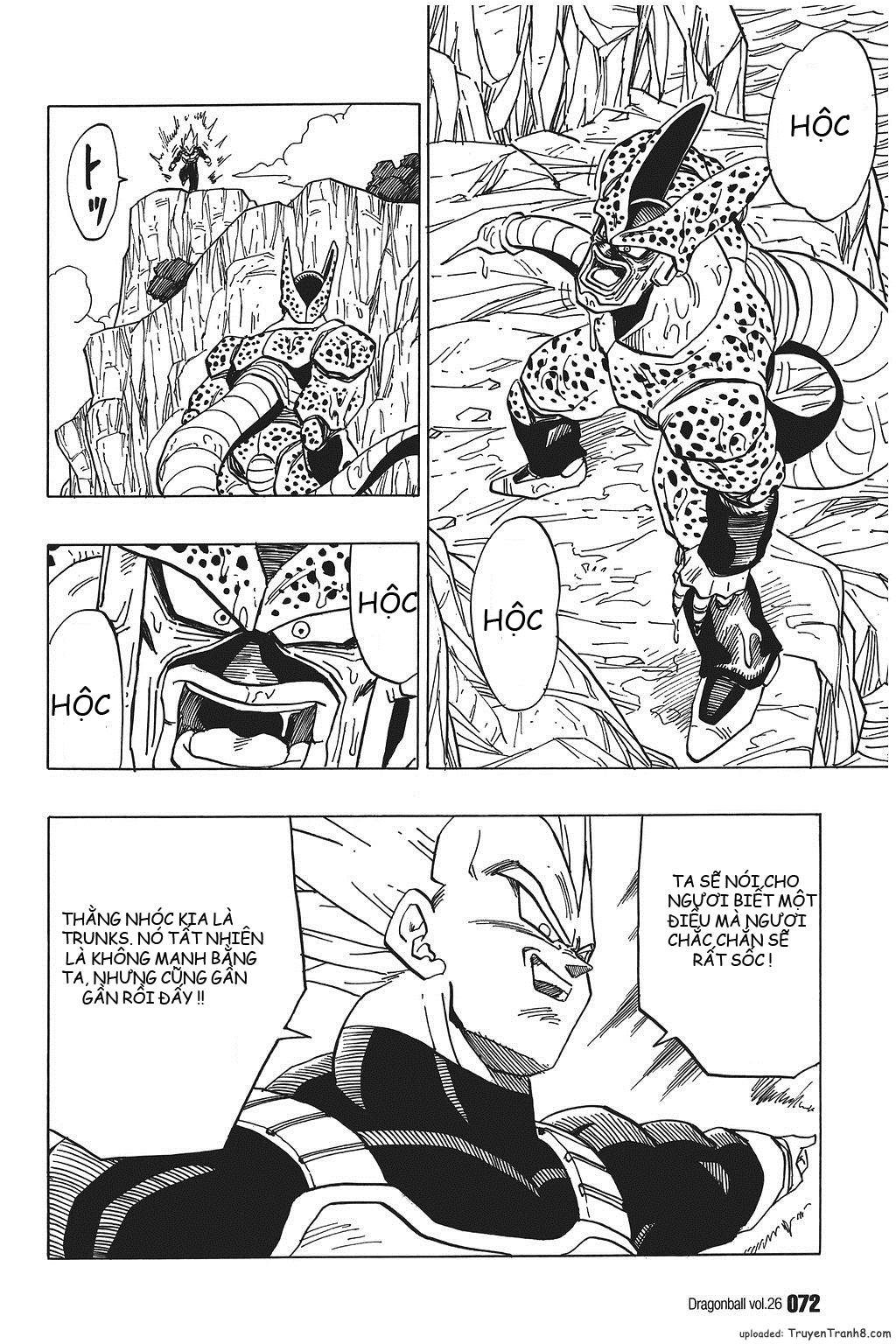 xem truyen moi - Dragon Ball Bản Vip - Bản Đẹp Nguyên Gốc Chap 379