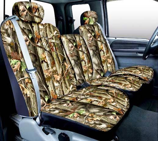 camo truck seat covers image
