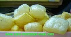 resep praktis dan mudah membuat (membikin) kerupuk kulit sapi (rambak) spesial renyah, gurih, enak, lezat