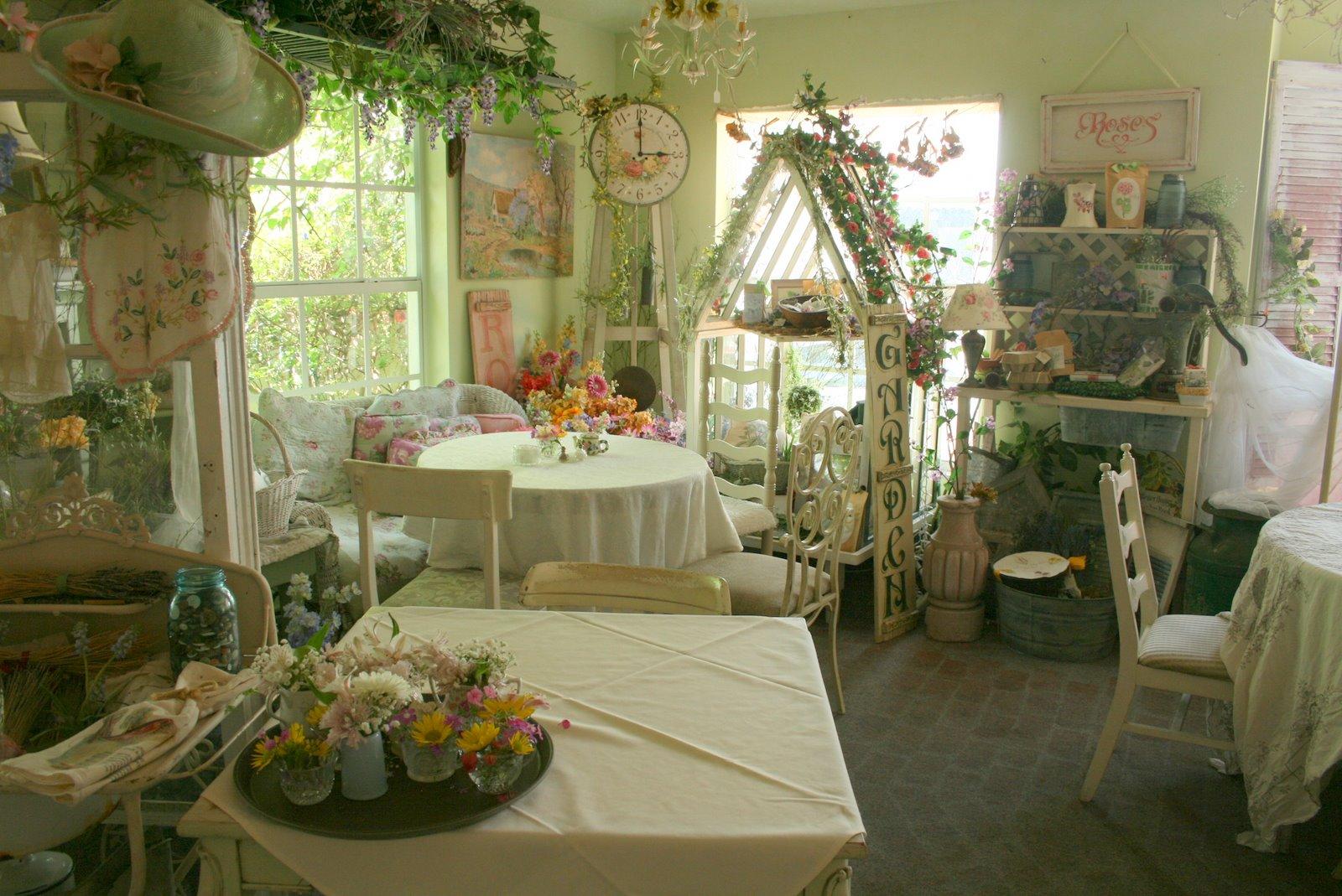 Aiken House Amp Gardens Most Romantic Tea Room Ever