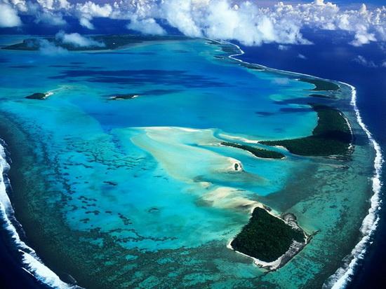 세계 최고의 휴양지 (Top 10 Unusual Island Territories) : Guam, Elba,Saint Pierre and Miquelon,Bermuda ...