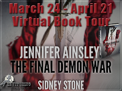 Jennifer Ainsley: The Final Demon War - 28 March