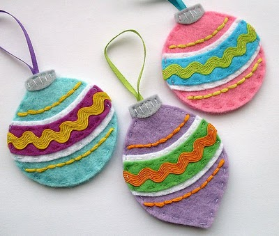 Christmas Tree Decorations on Diy Christmas Tree Ornaments You Can Craft     15 Ideas For Handmade
