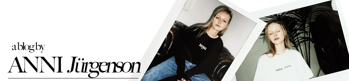 Anni Jürgenson Blog