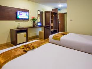Pangviman Place Resotel, guest room