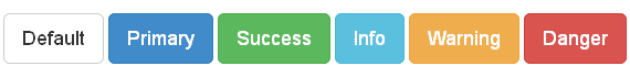 bootstrap-buttons-before-customization