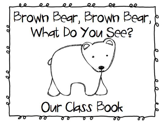 Brown Bear Template preschool printables brown bear bears
