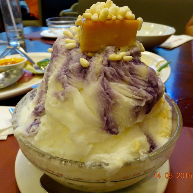 The best halo-halo ever! Best place to have halo-halo